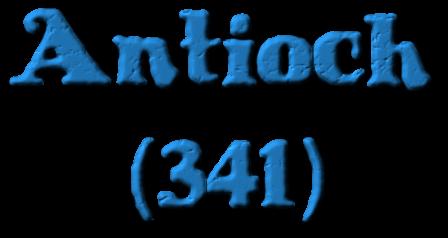 Antioch 341