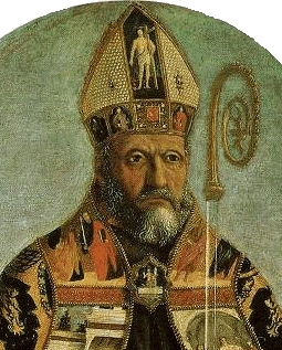 Augustine, Bishop of Hippo Regius