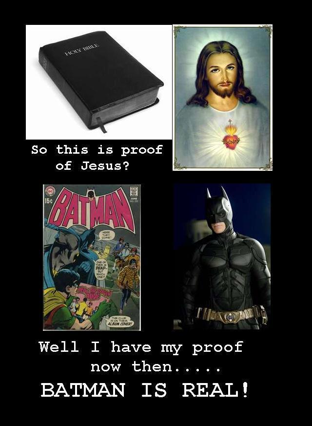 BatmanJesus