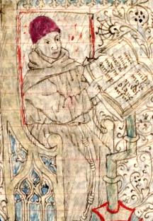 Duns Scotus manuscript pic