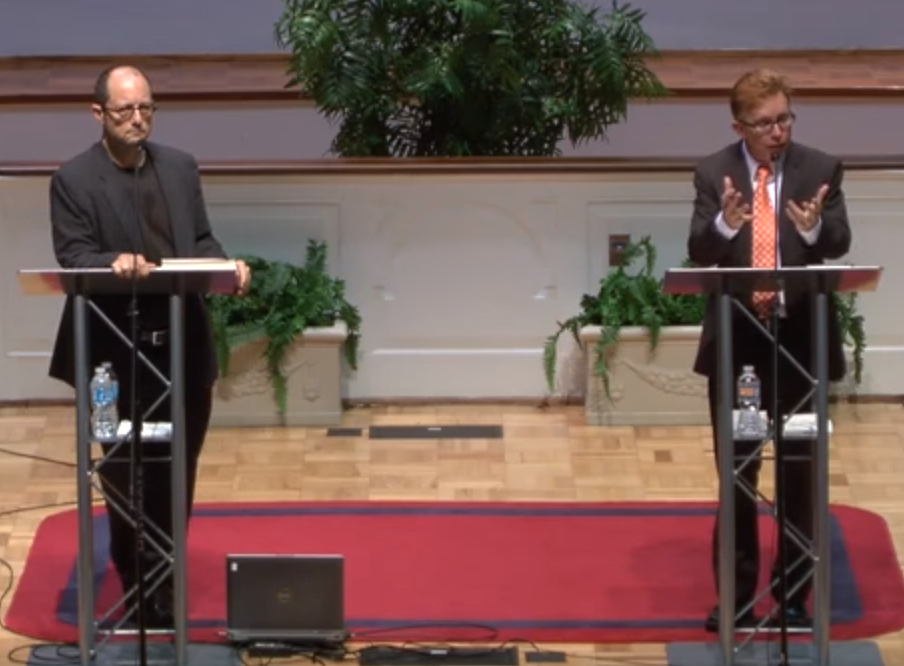 Ehrman and Bird 2016 debate