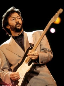 Eric Clapton give god a solo