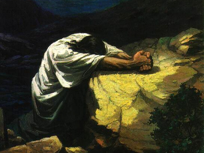 Did jesus have faith in god part 1 trinities Jesus praying in the garden of gethsemane