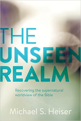 podcast 97 – Dr  Michael Heiser on The Unseen Realm – Trinities