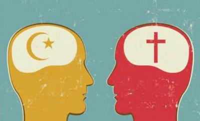 Muslim Christian thinking