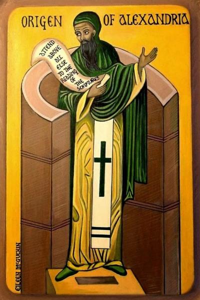 Origen of Alexadria