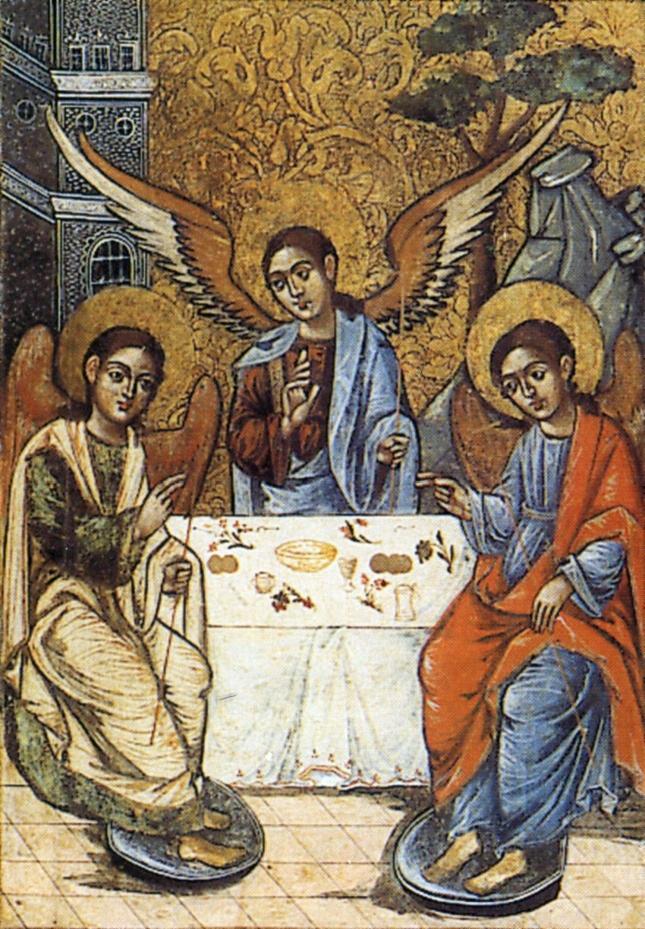 троица католическая картинки вот, поймали