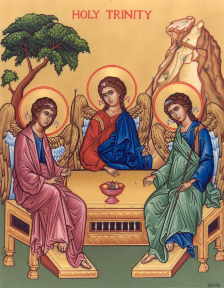 Jesus, God, and an inconsistent triad