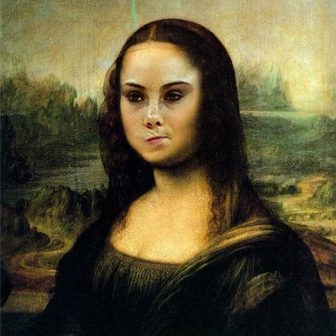 Unimpressed-Mona-Lisa