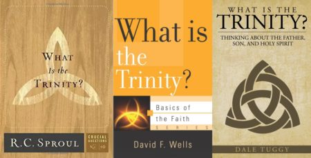 podcast 190 – What is the Trinity? A triad of book reviews