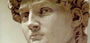 david-michelangelo-face