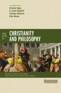 podcast 160 – Dr. Graham Oppy on the Conflict between Christianity and Philosophy