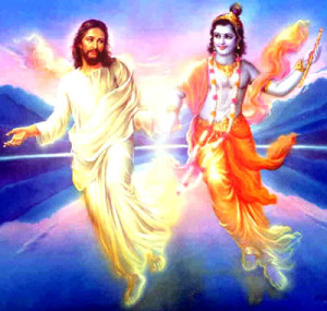 Win Corduan compares Christ and Krishna