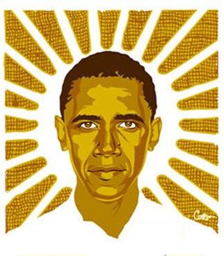 Obama - A man, and a god?