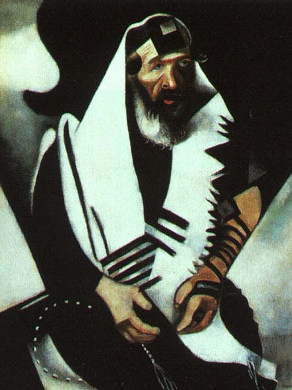 Marc Chagall's The Praying Jew