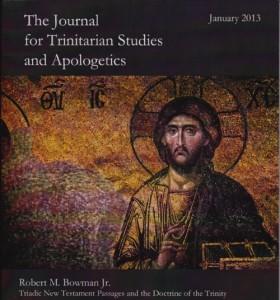 podcast 107 – Dr. Robert M. Bowman Jr. on triadic New Testament passages – part 1